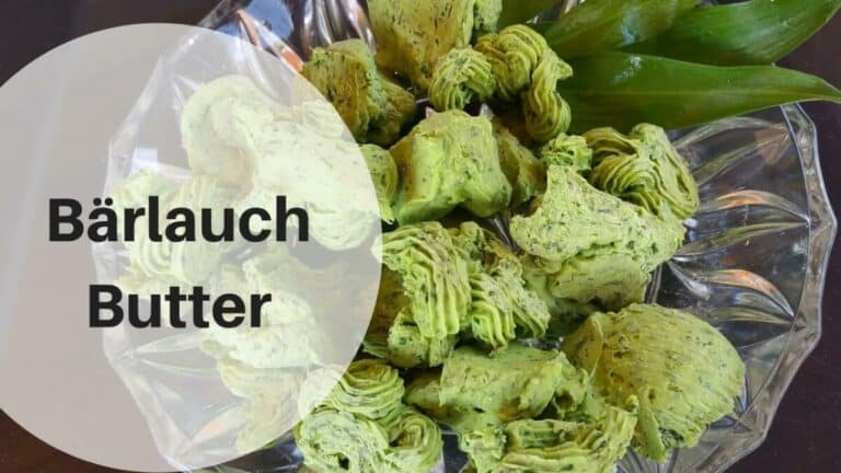 Bärlauch-Butter (c) Heike Engel