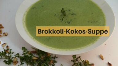 Kokos-Suppe (c) Heike Engel